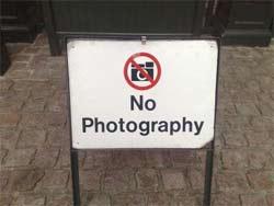 oi. no photos.