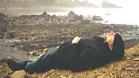 me on a beach.