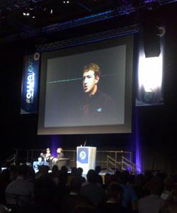 Mark Zuckerberg. Now with media training (TM)